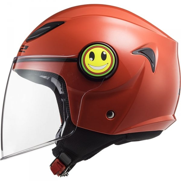 KASK LS2 OF602 FUNNY JUNIOR RED