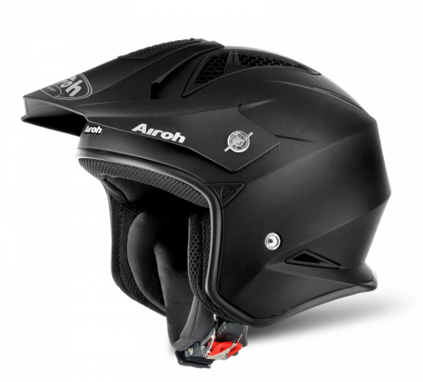 AIROH KASK OTWARTY TRR S COLOR BLACK MATT