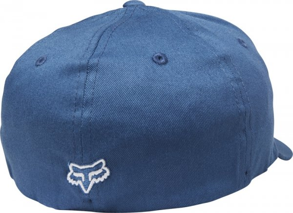FOX  CZAPKA  JUNIOR LEGACY FLEXFIT DUSTY BLUE