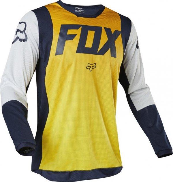 FOX BLUZA OFF-ROAD JUNIOR 180 IDOL A1 MULTI