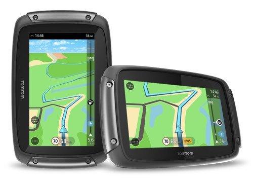 Nawigacja motocyklowa TomTom Rider 450 Premium Pack