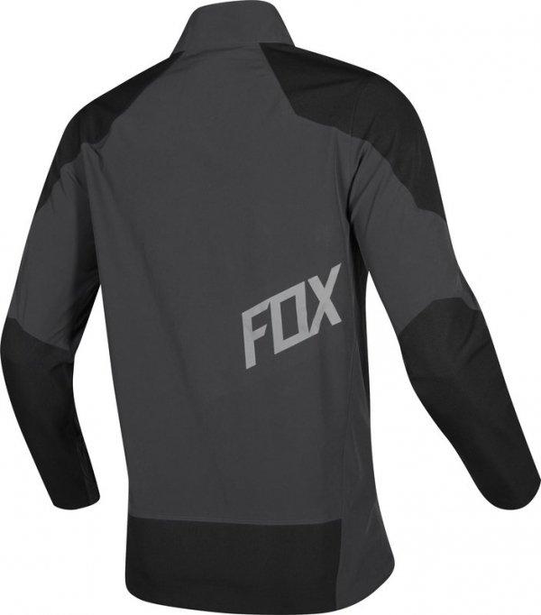 FOX KURTKA OFF-ROAD LEGION DOWNPOUR CHARCOAL