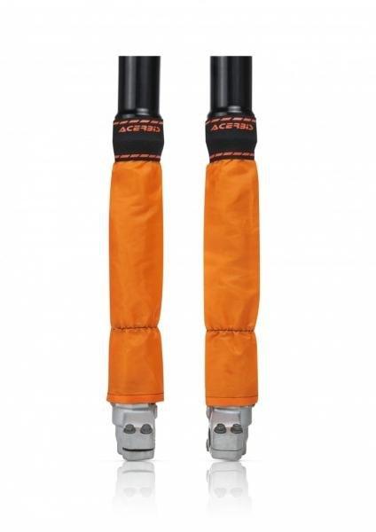 Acerbis X-Mud skarpety neoprenowe na lagi  pomarańczowy