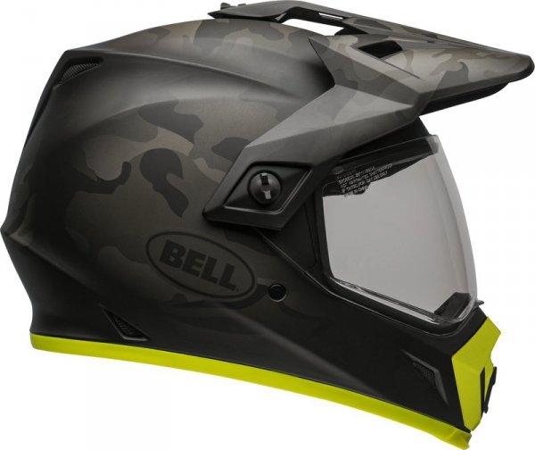 BELL KASK MX-9 ADVENTURE STEALTH CAMO MATTE BLACK