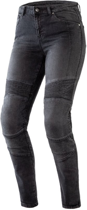 OZONE SPODNIE JEANS AGNESS II LADY WASHED BLACK