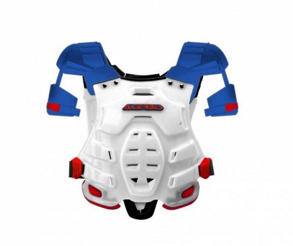 Acerbis Buzer ROBOT biało - niebieski