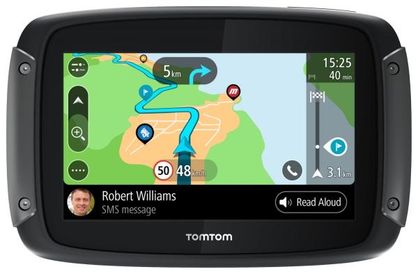 Nawigacja motocyklowa TomTom Rider 550