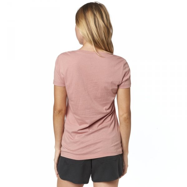 FOX T-SHIRT  LADY ASCOT BLUSH