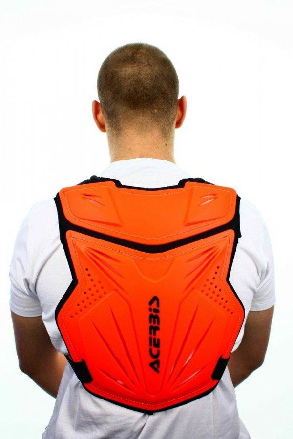 Acerbis Buzer Impact MX pomarańczowy FLUO