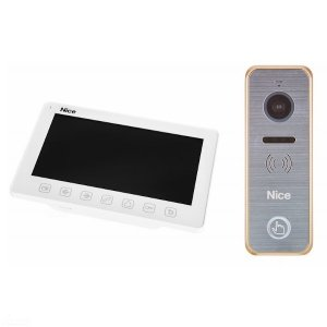 VIEW WG - Zaawansowany zestaw wideodomofonowy dla domu jednorodzinnego.