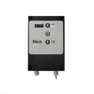 NDCC2500 - Centrala sterująca D-PRO ACTION z wyświetlaczem, zasilanie 1x230 V