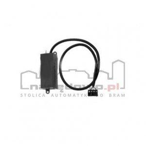 Odbiornik 1-kanałowy HE 1 433 MHz (zasilanie 24 V) do napędów Hormann (funkcja impuls)
