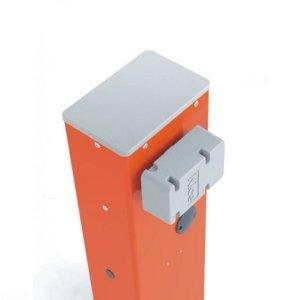 WIDE L Szlaban elektromechaniczny o długości ramienia do 7 m, do obieków publicznych i zastosowań przemysłowych
