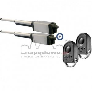Zestaw Somfy Ixengo L 3S RTS 24V Standard Pack (2 piloty 4-kanałowe Keygo)