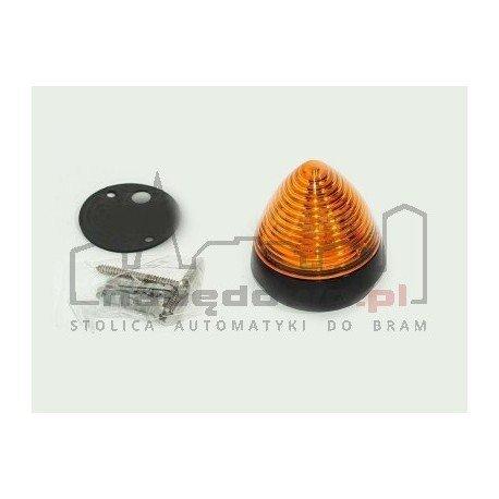 Lampa sygnalizacyjna Hormann LED SLK żółta 6 W / 230 V