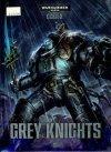 W40k GREY KNIGHTS CODEX 2014 ENGLIS. front książki. 139 zł