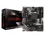 Płyta ASRock A320M-DVS R4.0 /AMD A320/DDR4/SATA3/USB3.0/PCIe3.0/AM4/mATX