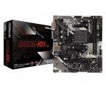 Płyta ASRock B450M-HDV R4.0 /AMD B450/DDR4/SATA3/M.2/USB3.0/PCIe3.0/AM4/mATX