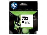 Głowica drukująca HP 703 black | 4ml | DJ D730/F735
