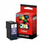 Lexmark 24         CZARNY