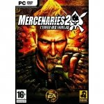 MERCENARIES 2 PC DVD