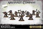 Warhammer Age of Sigmar. Kharadron Overlords Arkanaut Company
