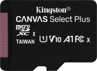 Karta pamięci Kingston microSD Canvas Select Plus 32GB UHS-I Class 10