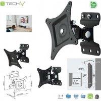 Uchwyt ścienny Techly LCD/LED 13-30 czarny