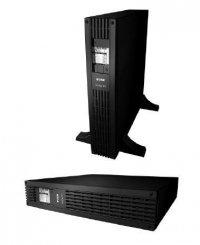 Zasilacz awaryjny UPS Ever Line-Interactive Sinline RT 1200VA AVR 3xIEC 2xPL Sin USB LAN rack/tower - USZ OPAK