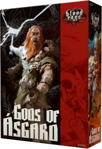 Blood Rage: Bogowie Asgardu (Gods of Asgard)