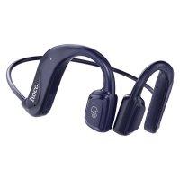 Słuchawki bluetooth kostne stereo HOCO Rima ES50 niebieskie