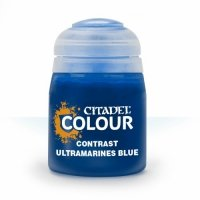 Farba Citadel Contrast: Ultramarines Blue 18ml