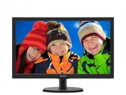 Monitor Philips 223V5LHSB2/00 21.5'', D-Sub/HDMI