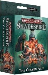 Warhammer Underworlds Shadespire The Chosen Axes
