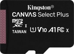 Karta pamięci Kingston microSD Canvas Select Plus 32GB UHS-I Class 10