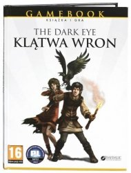 Gra PC Gamebook Dark Eye Klatwa Wron