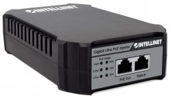 Zasilacz Ultra PoE Intellinet Gigabit Ethernet 1x RJ45 95W 802.3af/at