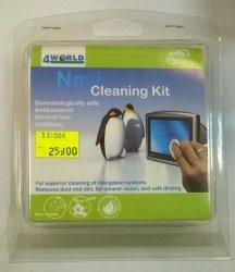 Materiały czyszczące NAVI CLEANING KIT GPS
