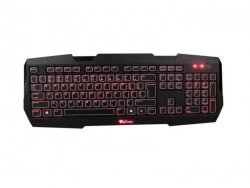 Klawiatura GENESIS RX22 GAMING Backlight Black USB