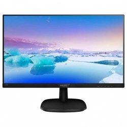 Monitor Philips 243V7QDSB/00 23,8, panel IPS; D-Sub/HDMI/DVI
