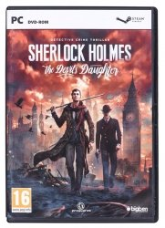 Gra PC Sherlock Holmes: The Devil's Daughter PL