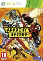 ANARCHY REINGS            X360