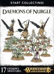 Warhammer Age of Sigmar - Deamons of Nurgle Start Collecting!