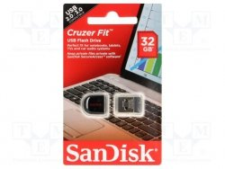 Sandisk pamięć USB Cruzer Fit 32GB USB 2.0