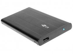 Obudowa na dysk Tracer 722-2 AL USB 2.0 HDD 2.5 IDE