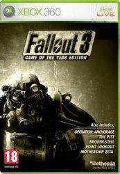 FALLOUT 3 GOTY X360