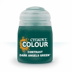 Farba Citadel Contrast: Dark Angels Green 18ml