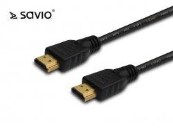 SAVIO CL-95 Kabel HDMI v2.0 1,5 m Ethernet OFC 4K