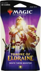 MTG Throne of Eldraine White Theme Booster