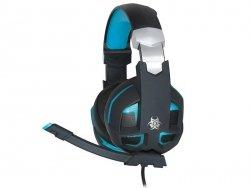 Słuchawki TRACER GAMEZONE Striker 2.0 Blue USB